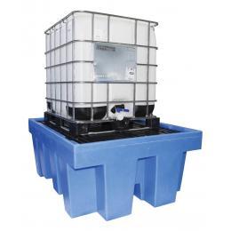 Bacino di contenimento in polietilene  1 IBC