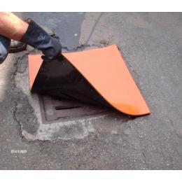 Tappeto copritombino di sicurezza ADR 70x70cm