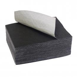 Tampone assorbente universale   Con dorso antiscivolo e impermeabile - Protezione dei pavimenti